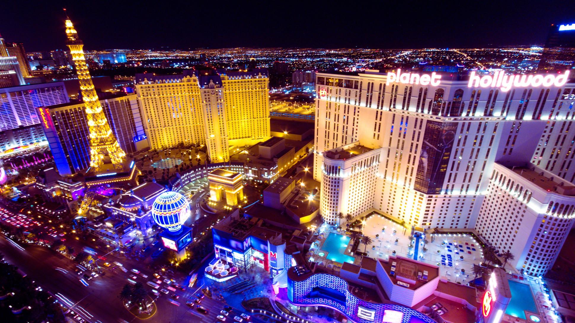 Las Vegas und die Krankheit